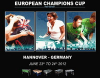 The first European Champions Cup to be held in Hannover