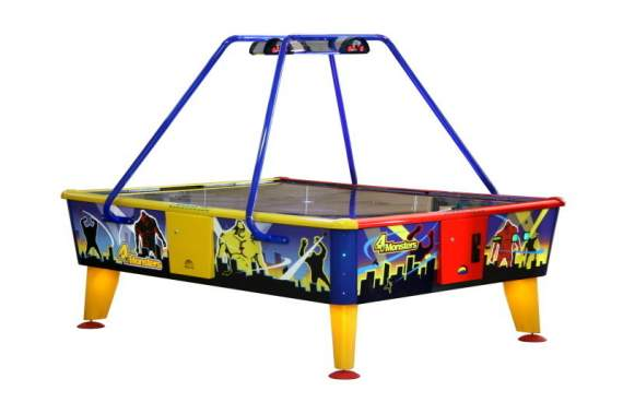Air hockey 4 MONSTERS