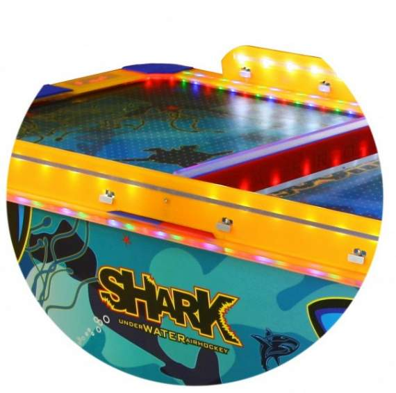 Air hockey Shark Outdoor