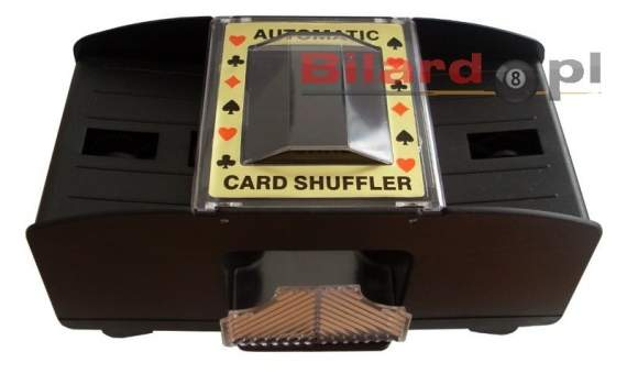 Automatic Card Shuffler - tasownik kart do pokera