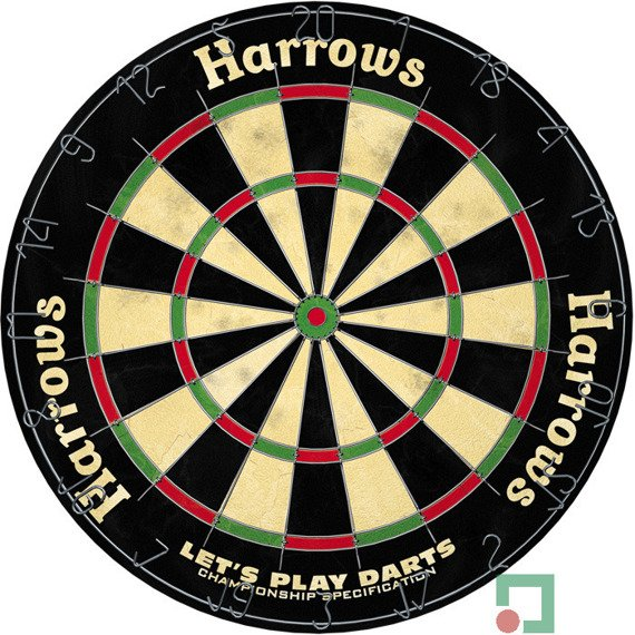 Dart - Harrows LET´S PLAY DARTS SET