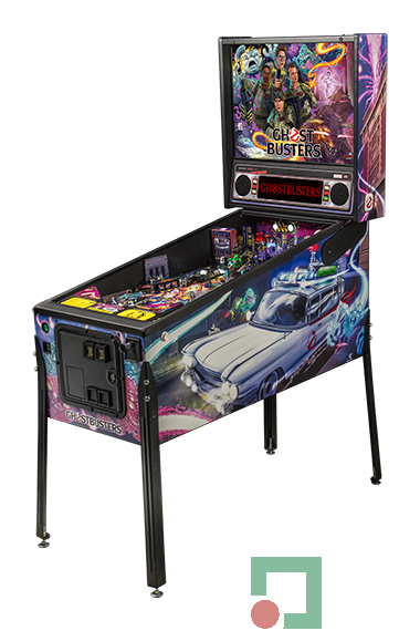 Flipper Ghostbusters - Stern Pinball, Inc. (USA)